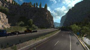 ATS Colorado skalnatá cesta