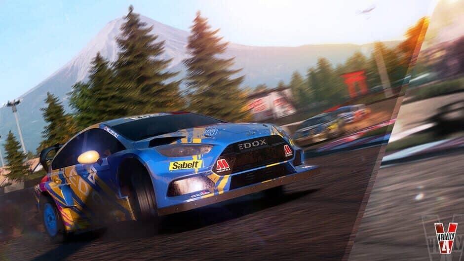 V-Rally 4 Edox