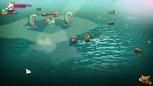 Cat Quest II – mořská příšera