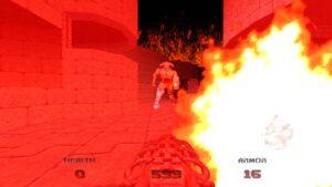 DOOM 64 – Cyberdemon je mrcha