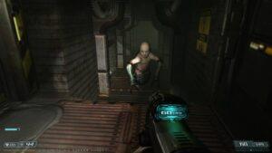 Doom 3 BFG Edition – Cherub