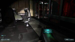 Doom 3 BFG Edition – vnitřek komplexu 2