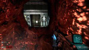 Doom 3 BFG Edition – vnitřek komplexu 3