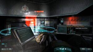 Doom 3 BFG Edition – vnitřek komplexu