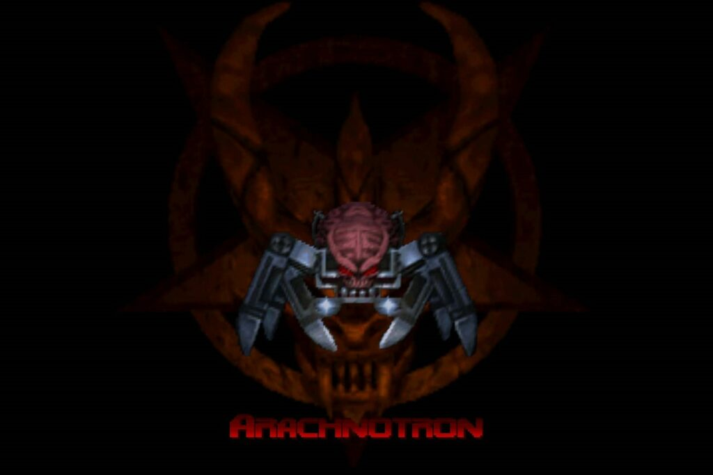 DOOM 64 – Arachnotron