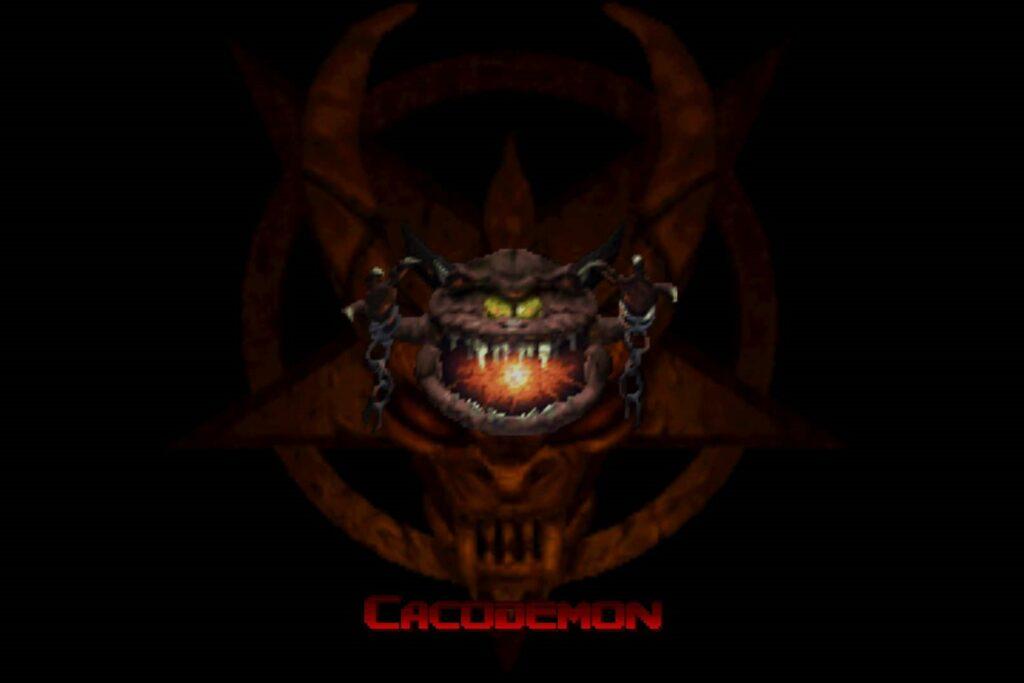 DOOM 64 – Cacodemon