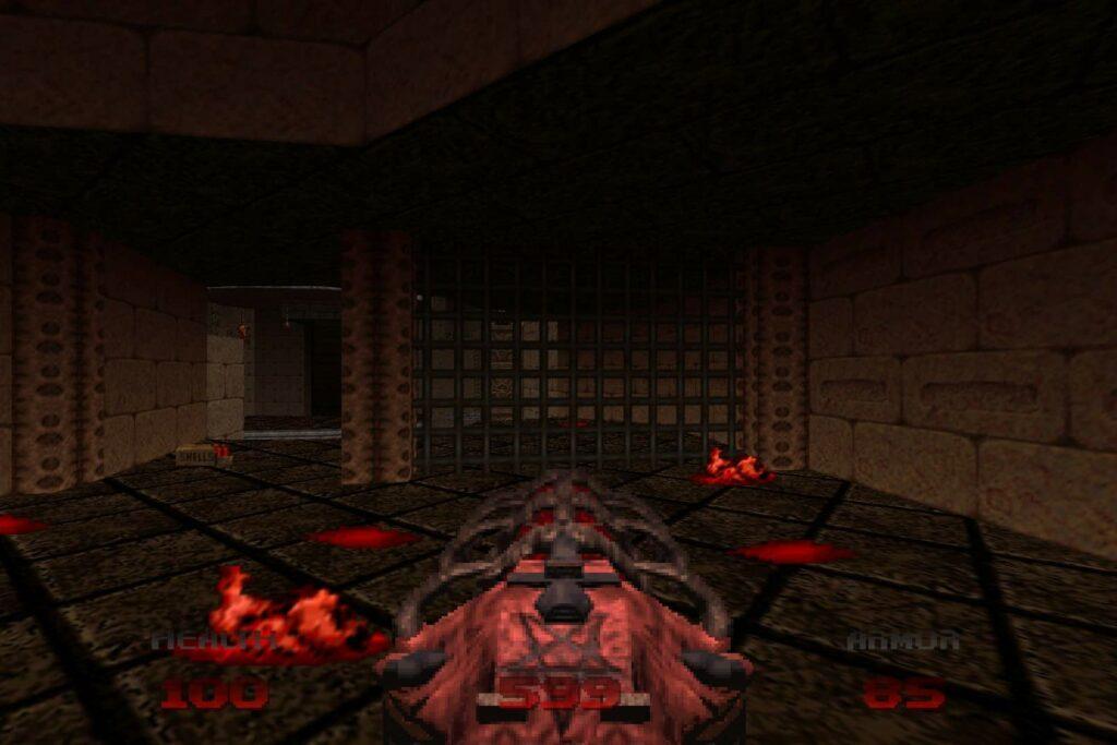 Doom 64 – Unmaker