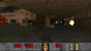 Doom II – Arachnotron