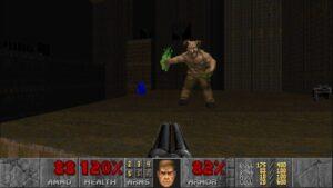Doom II – Hell Knight