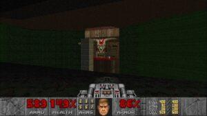 Doom II – Icon of Sin