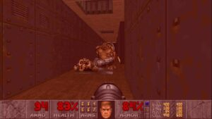 Doom II – Mancubus