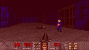Doom II – Secret mapa z Wolfíka
