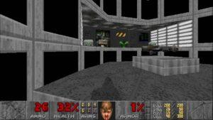 Doom II – dočasná neviditelnost