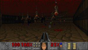 Doom II – lokace