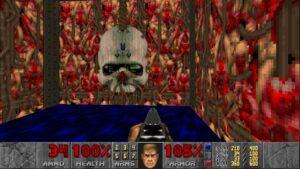 Doom II – páka