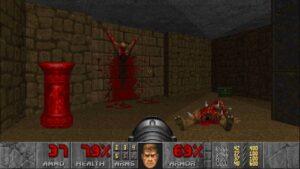 Doom II – výzdoba
