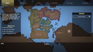 Eternal Edge + – mapa