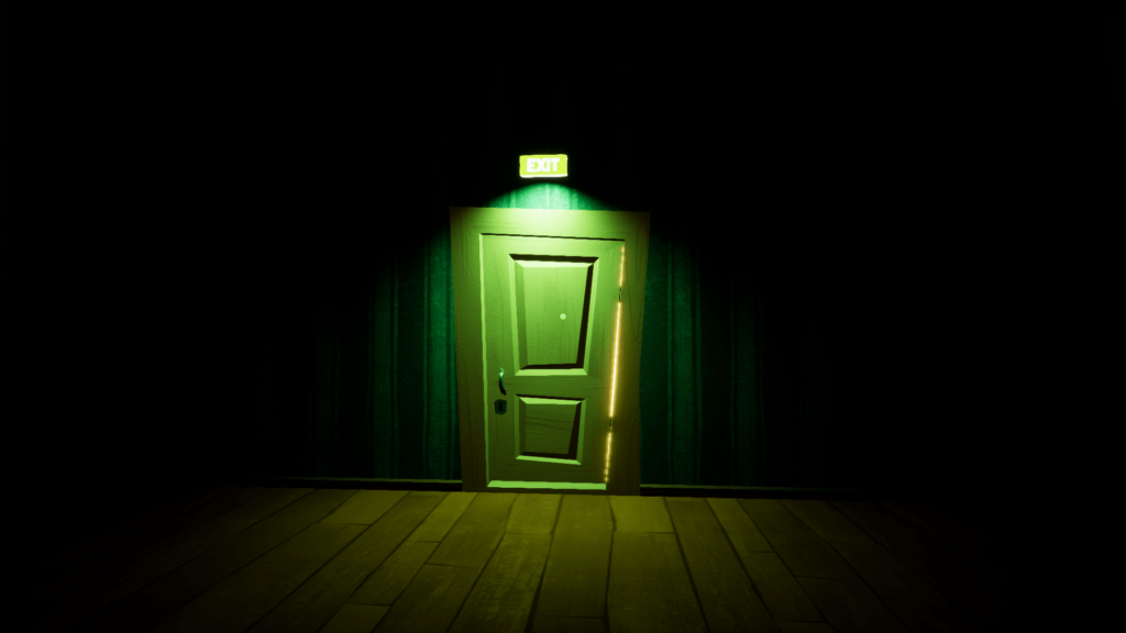Hello Neighbor exit