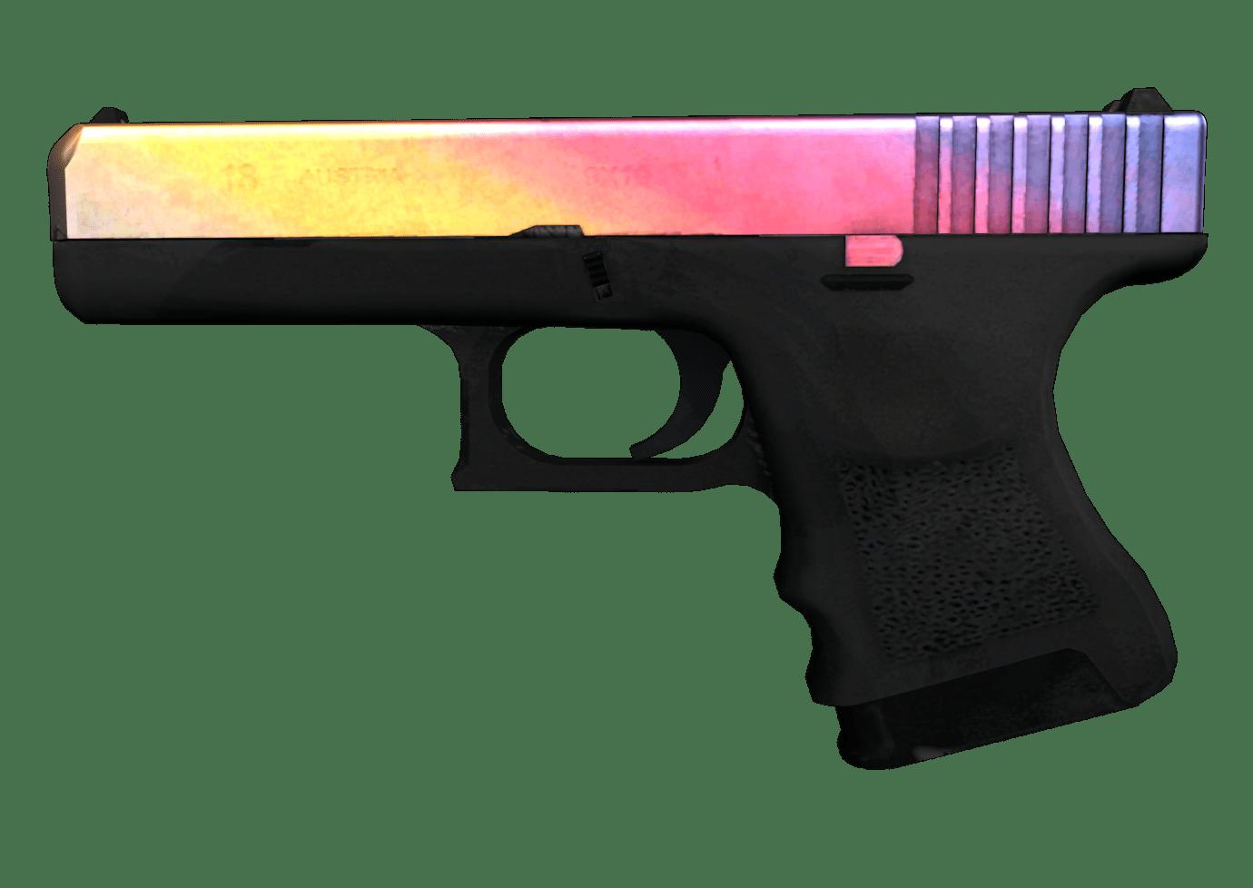 Glock-18 Fade skin
