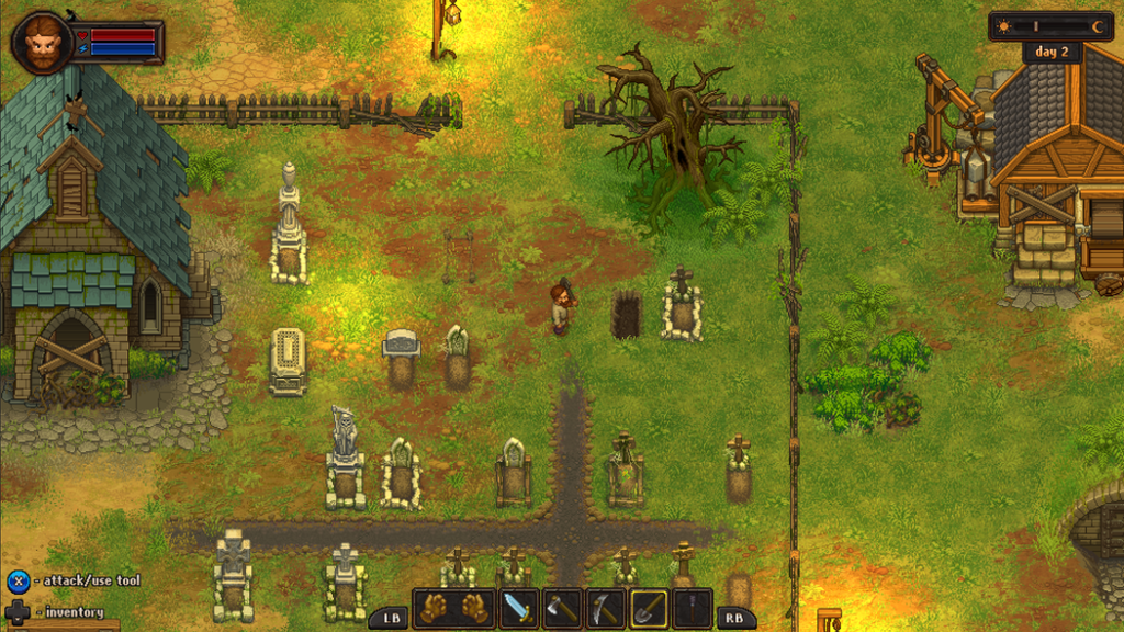 Graveyard keeper - top 5 her na relax