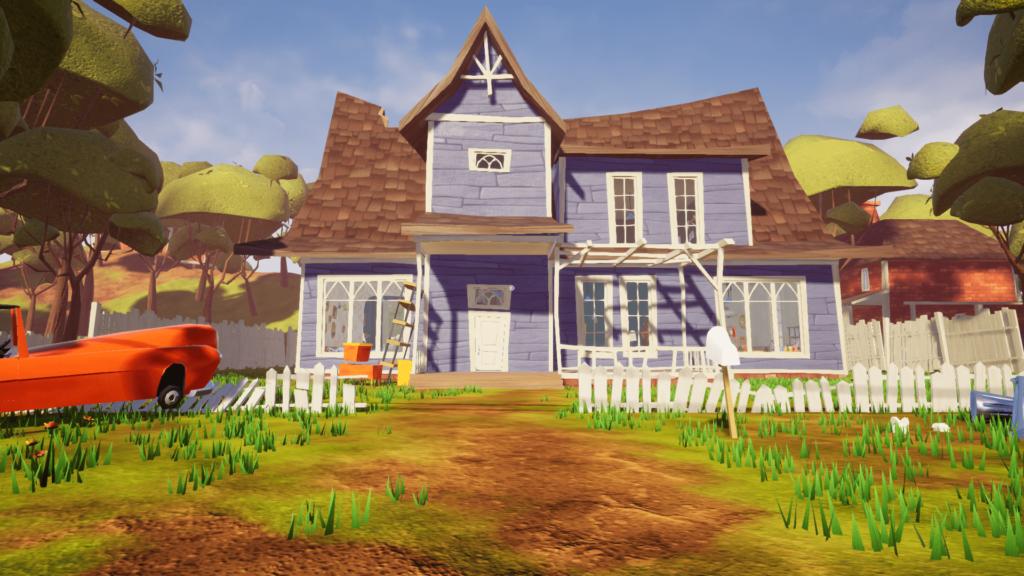 Dům v Hello Neighbor