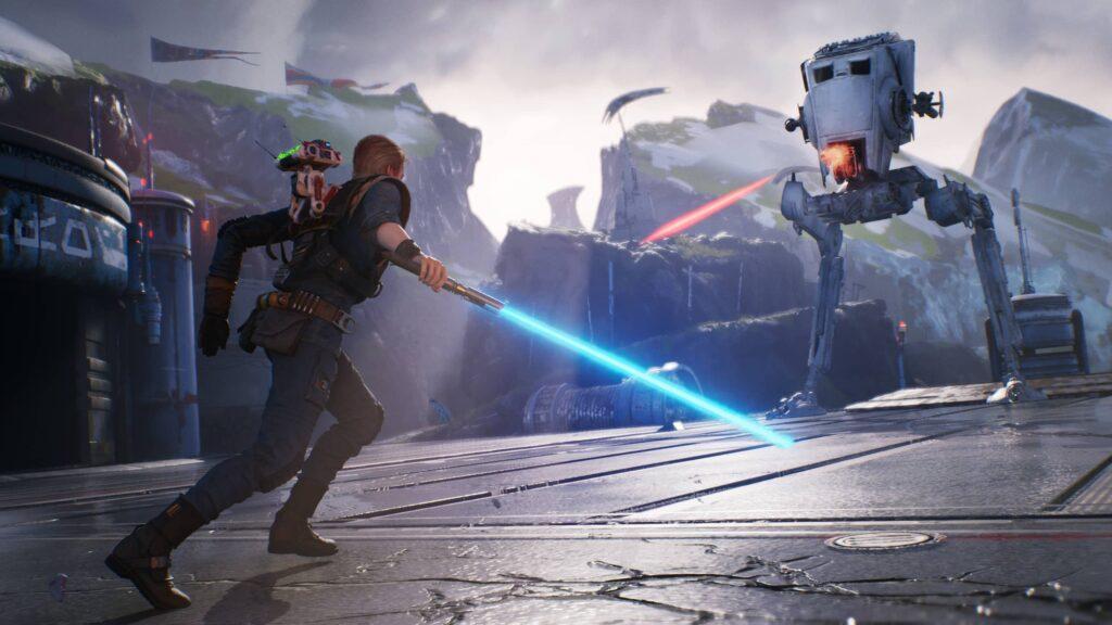 Jedi Fallen Order AT-ST