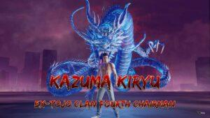 Yakuza: Like a Dragon – Kiryu Kazuma