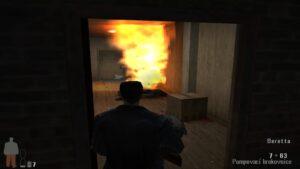 Max Payne – prostřelená nádrž