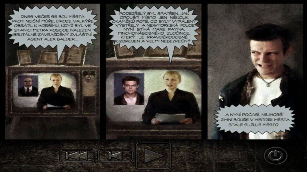 Max Payne – televize