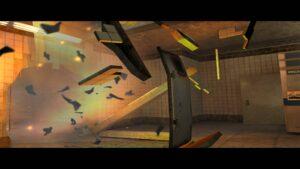 Max Payne – výbuch