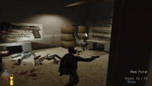Max Payne 2 –přebíjení v bullet time