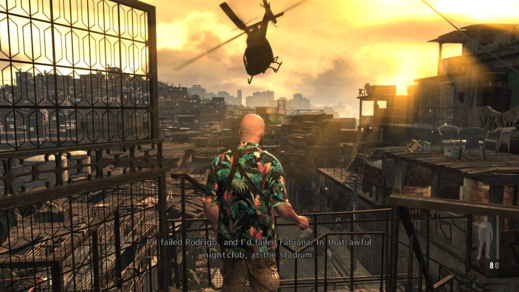 Max Payne 3 – São Paulo