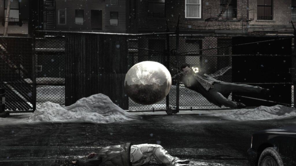 Max Payne 3 – bullet time
