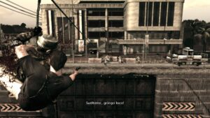 Max Payne 3 – neživá lanovka