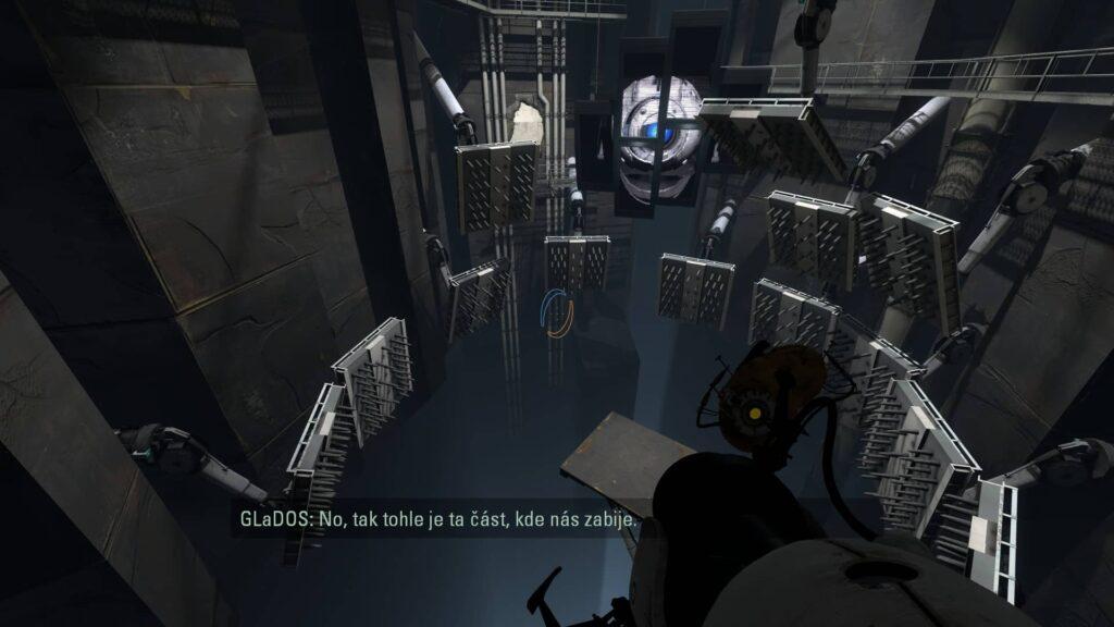 Portal 2 – Pit Boss