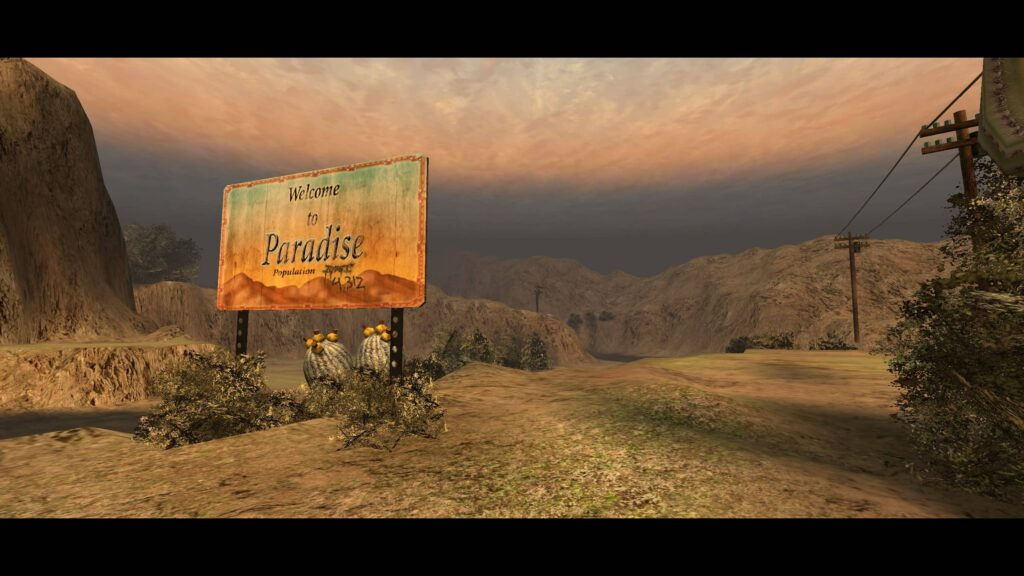 Postal 2 - Paradise