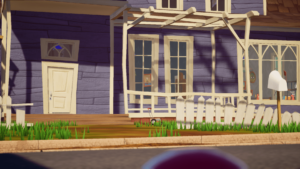 Sousedův dům v Hello Neighbor recenze