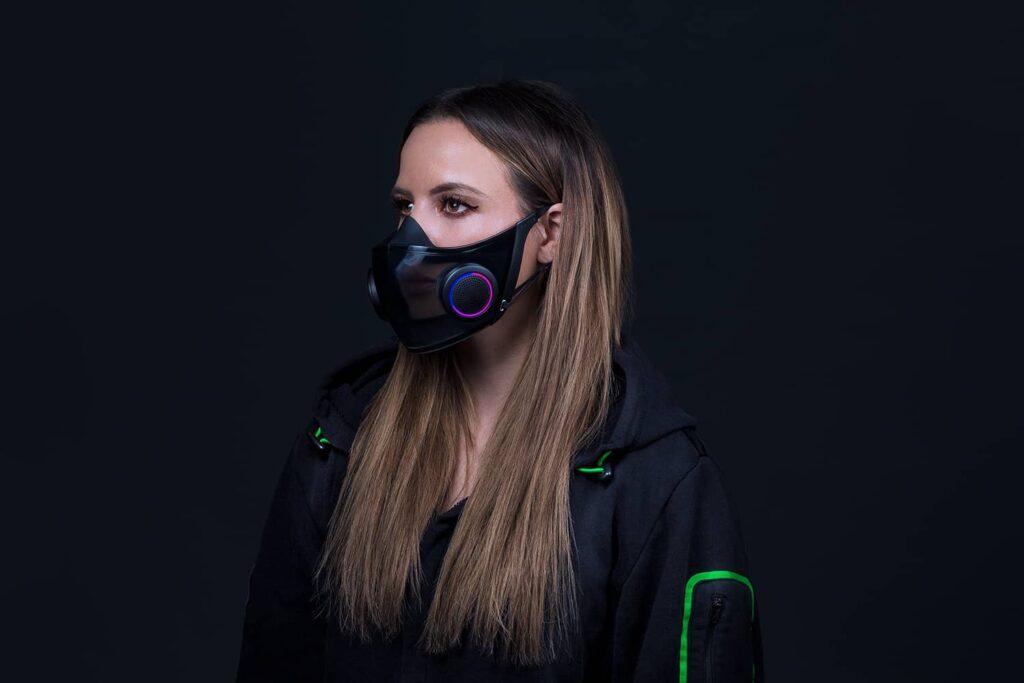 Razer respirátor