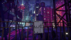 The Pedestrian – noční město