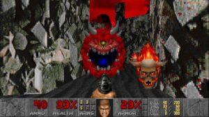 The Ultimate Doom – Cacodemon
