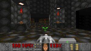 The Ultimate Doom – armor