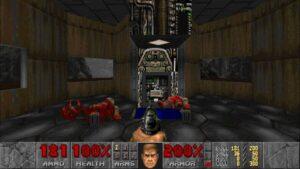 The Ultimate Doom – lokace