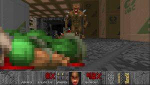 The Ultimate Doom – smrt