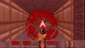 The Ultimate Doom – výstřel