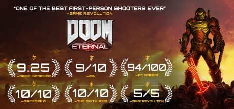 Vítěz Doom Eternal
