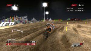 MXGP: The Official Motocross Videogame Noční závod