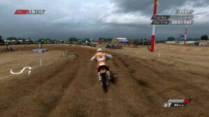 MXGP: The Official Motocross Videogame Závodiště