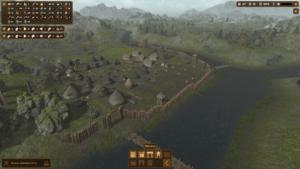 Dawn of man vesnice