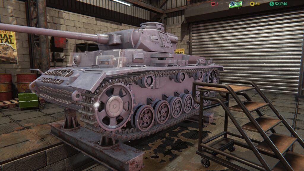 Tank Mechanic Simulator german2
