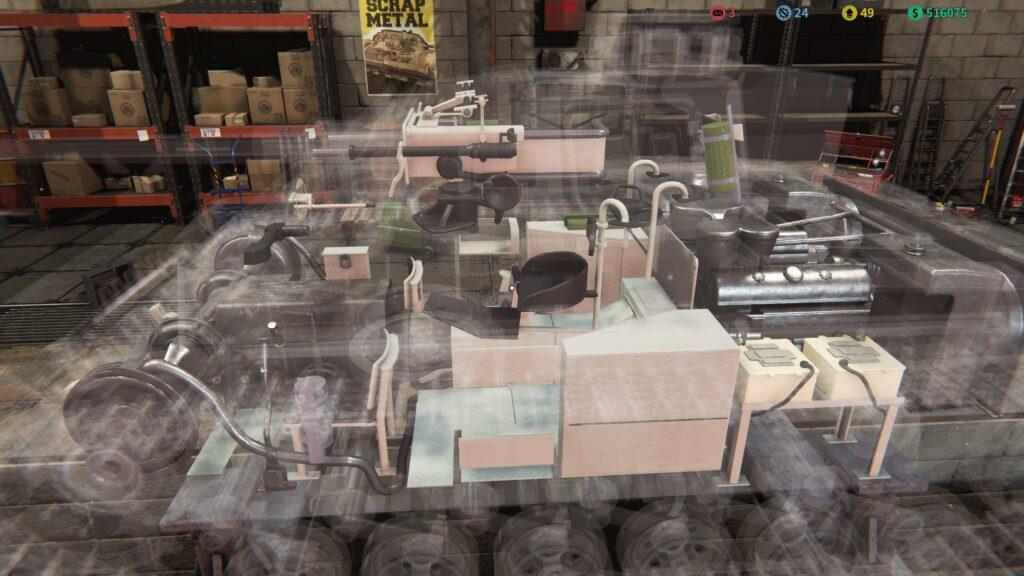 Tank Mechanic Simulator interier2